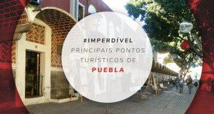 Atrativos de Puebla no México