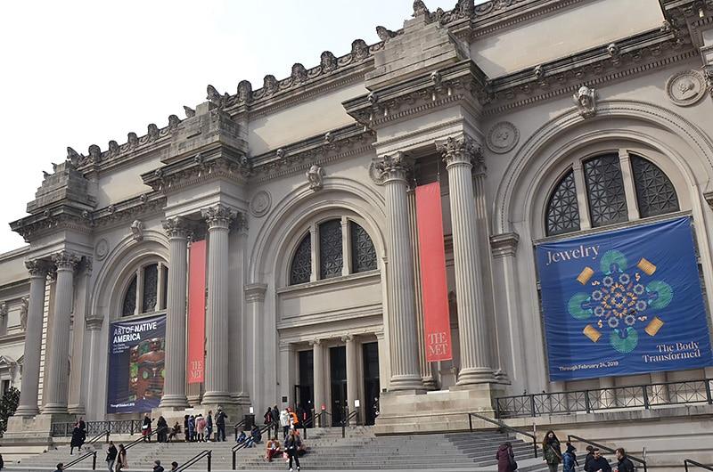 Incluir um museu no roteiro em Nova York