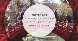 O que fazer em 5 dias em Buenos Aires