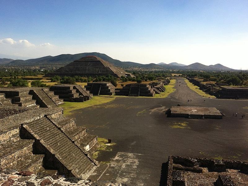 Teotihuacan atrativos