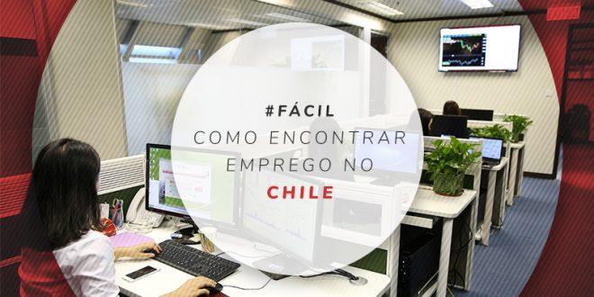 Vagas de emprego no Chile site
