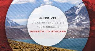 Dicas do Atacama