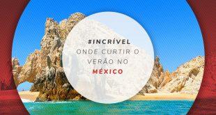Destinos de verão no México