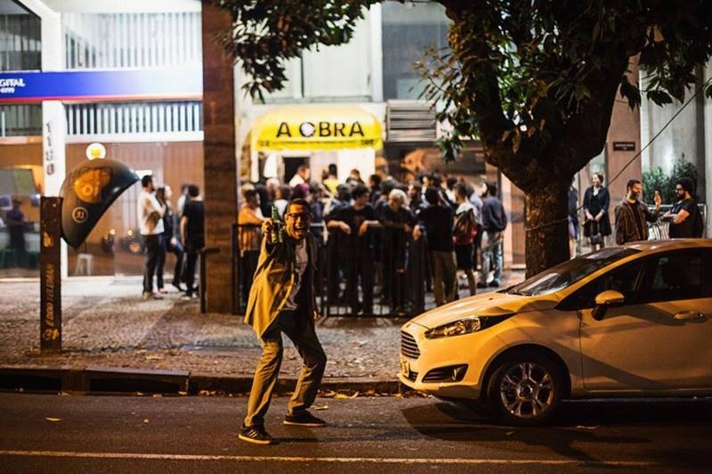 A Obra Bar Dançante Belo Horizonte MG