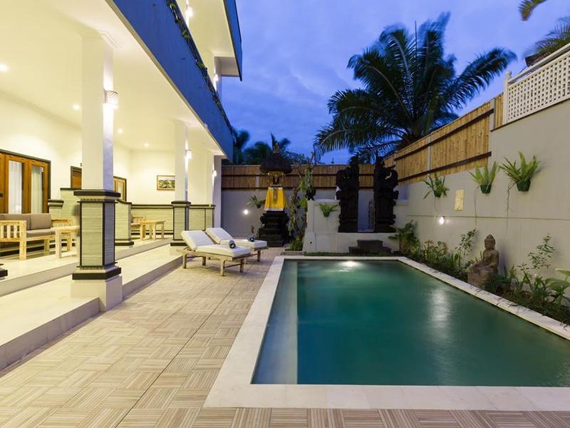 Hotéis recomendados em Bali
