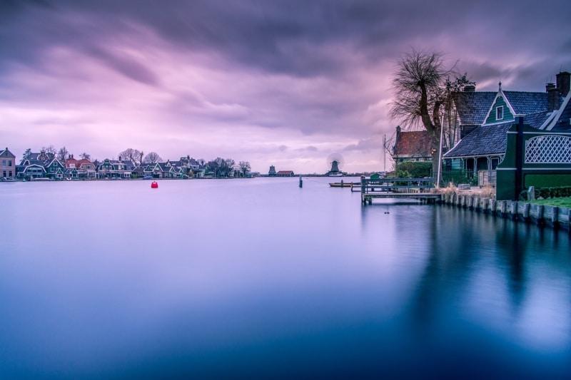 Arredores de Amsterdam