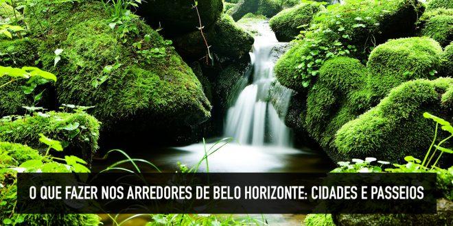 Arredores de Belo Horizonte