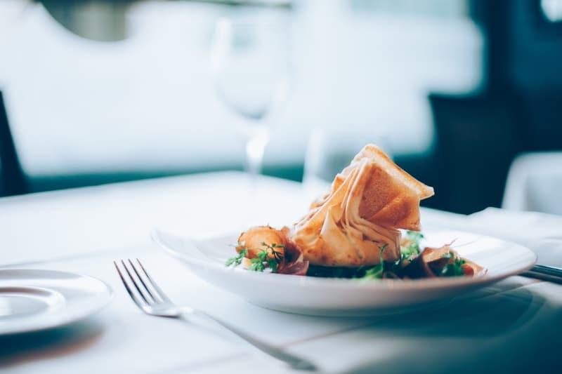 Quanto custa comer em Atlanta