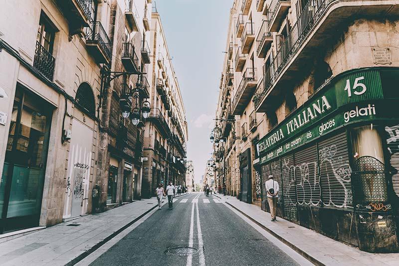 Bairros onde ficar em Barcelona