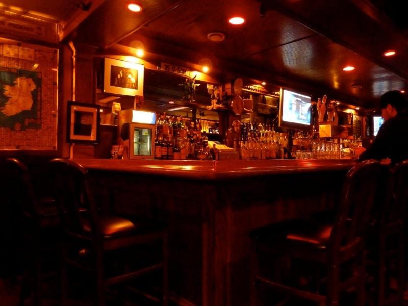 Bar com pista de dança em Boston