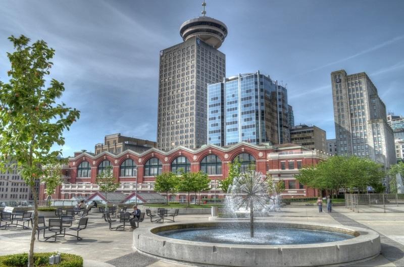 Compras em Vancouver