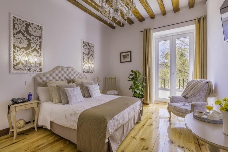 Melhores hotéis de luxo em Madrid