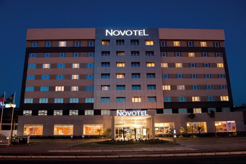 Hotéis em Porto Alegre