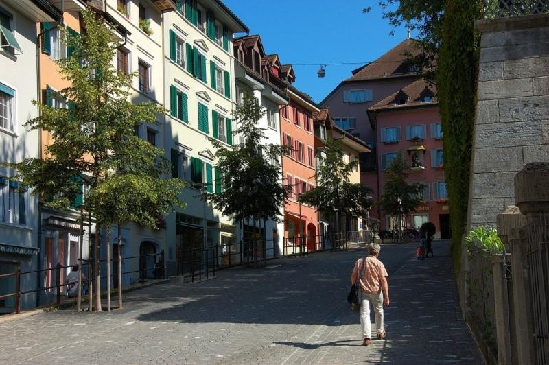 Como é viver na Suíça