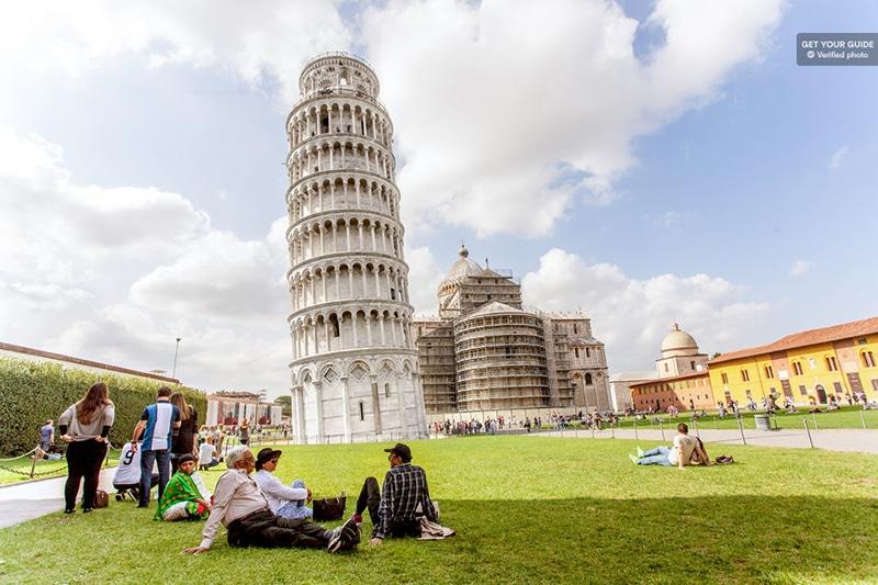 Passeios clássicos na Itália