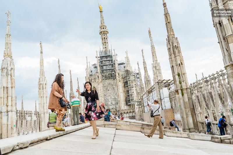 Tour guiado em Milão