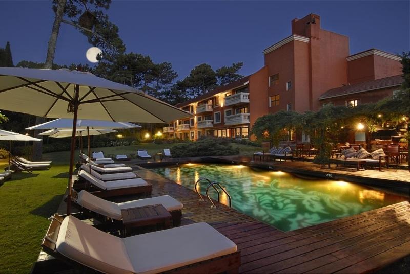 Hotel inglês em Punta del Este