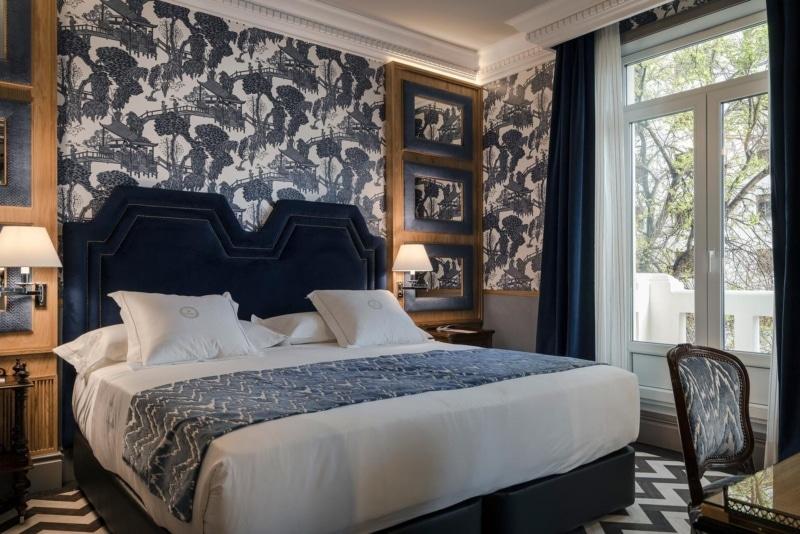 Hotel 5 estrelas em Madrid Espanha