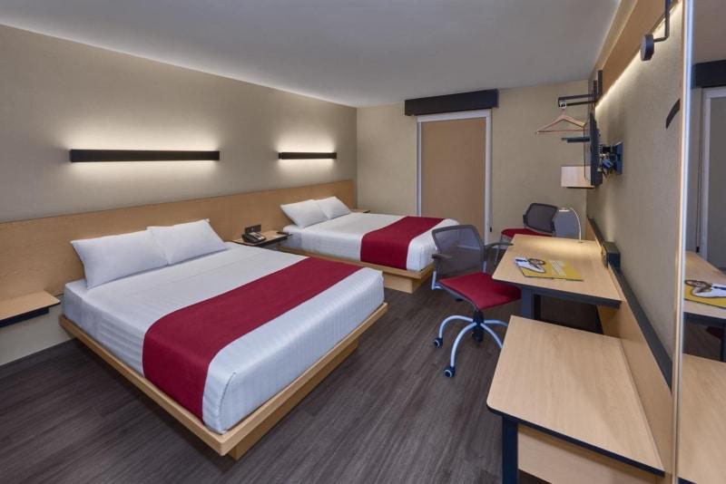 Hotéis com os melhores quartos no México