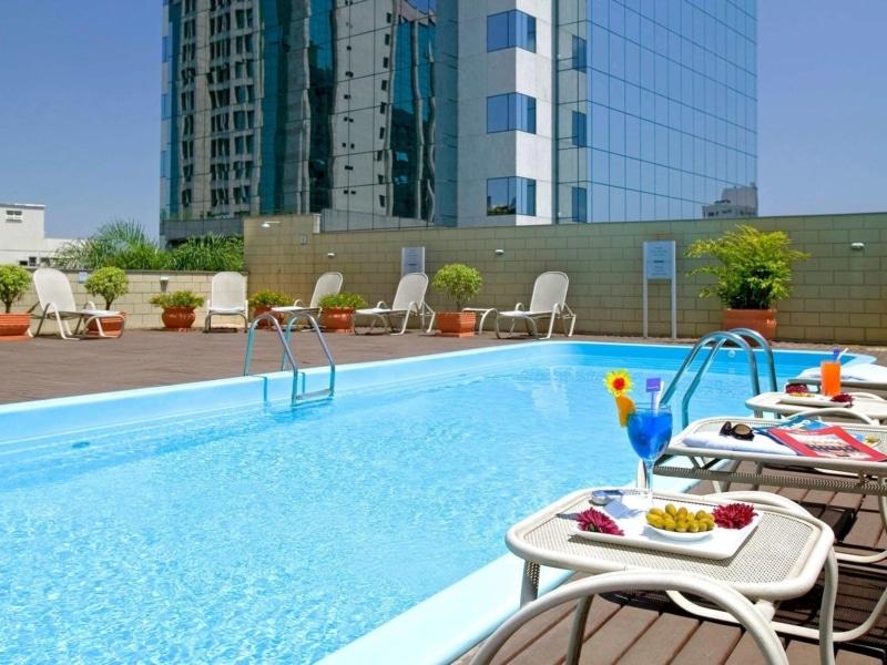 Hotéis no bairro Moinho de Ventos em Porto Alegre