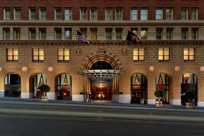 Hotéis de luxo em São Francisco