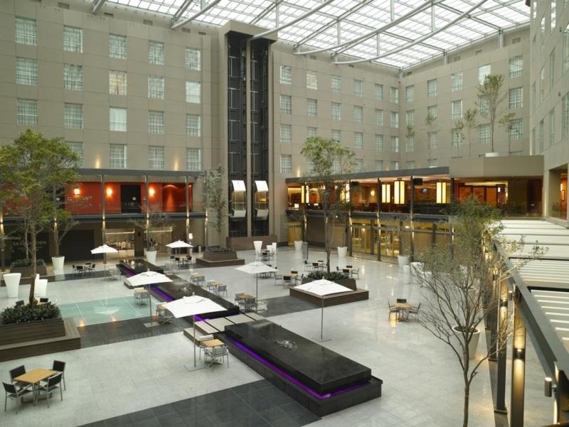 Hotéis perto do Aeroporto do México