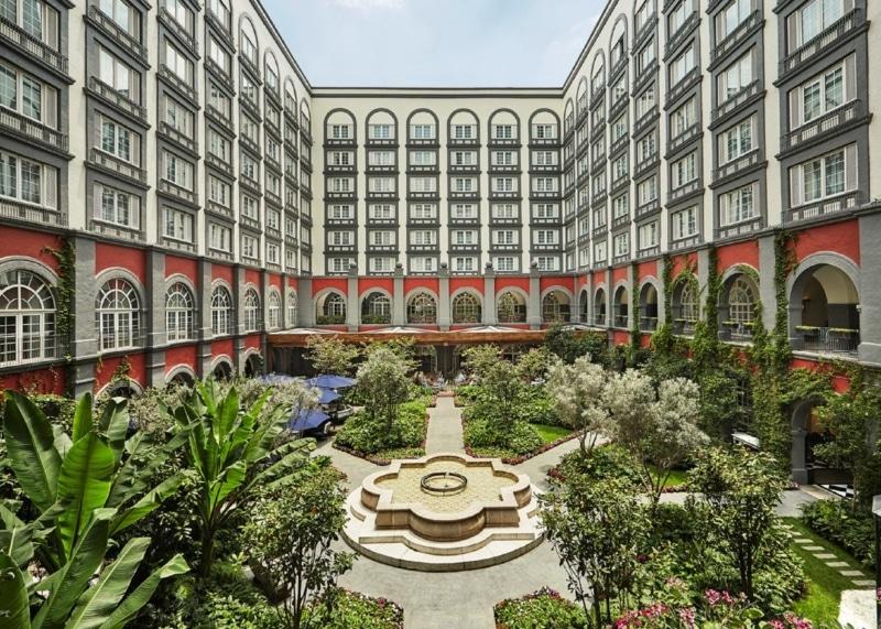 Hotéis cinco estrelas na Cidade do México