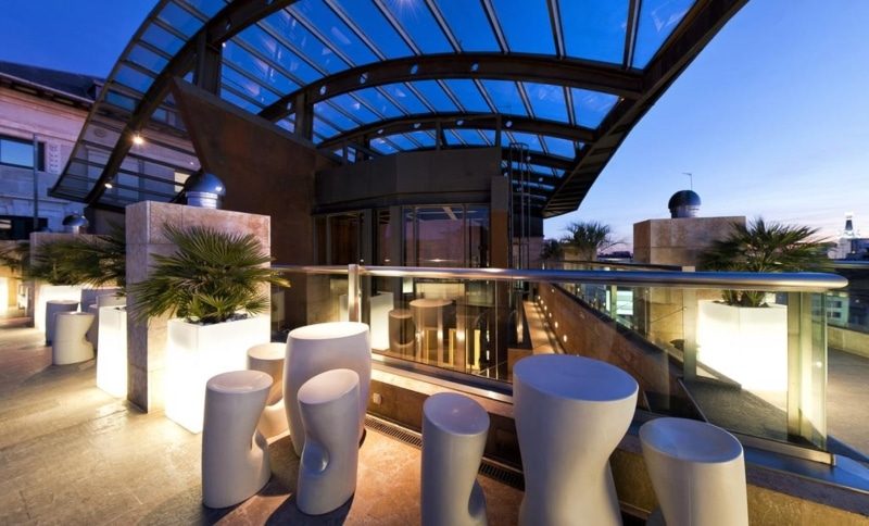 Hotéis diferenciados em Madrid