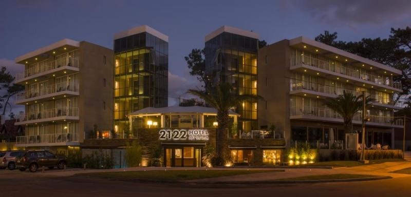 Melhor hotel boutique em Punta del Este