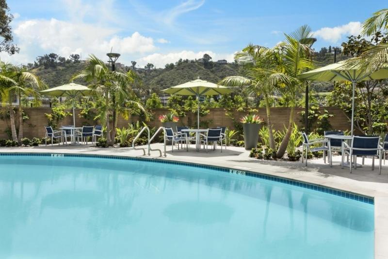Hotel fino em San Diego