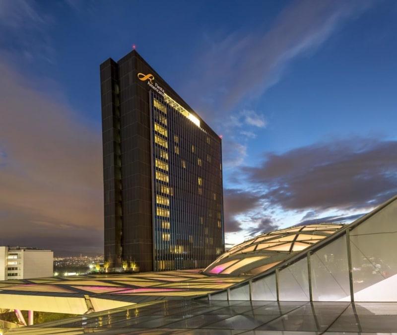 Hotel confortável na Cidade do México