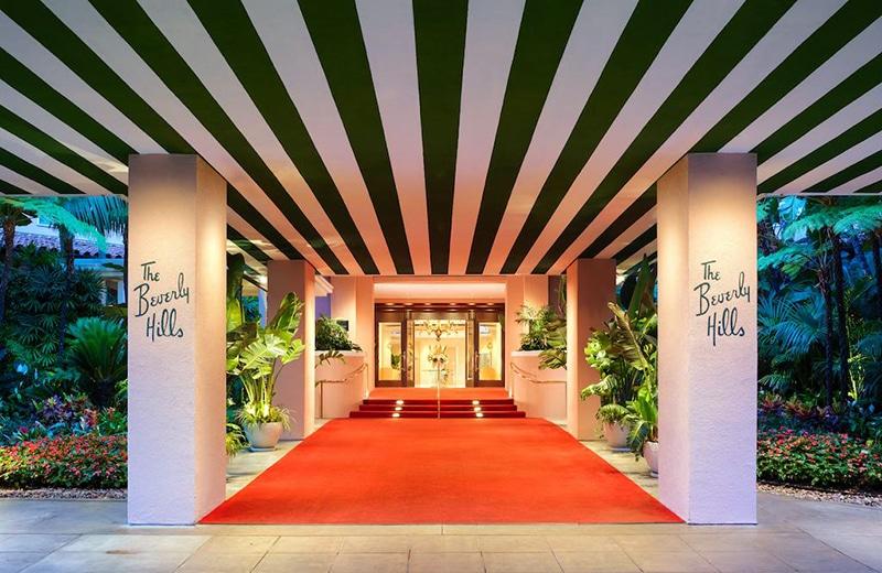 Hotéis de luxo em Bervely Hills