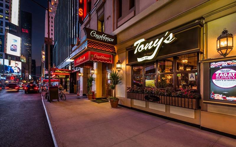 Hotel Estados Unidos Nova York