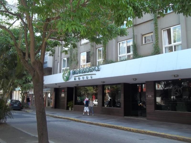 Hotéis ecológicos em Porto Alegre