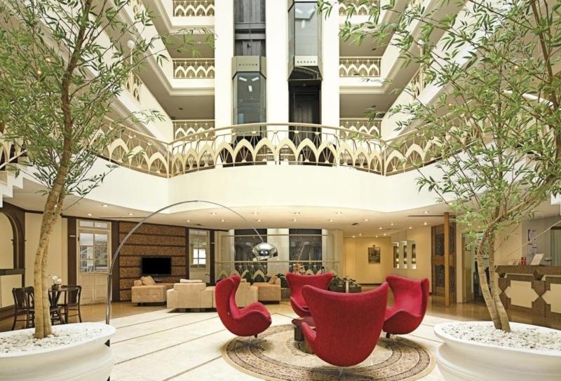 Hotéis de luxo em Porto Alegre