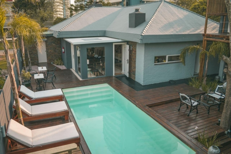 Hotéis com piscina em Punta del Este