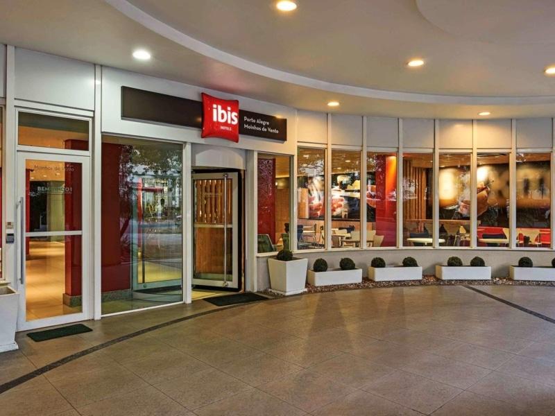 Hotéis com bom preço em Porto Alegre