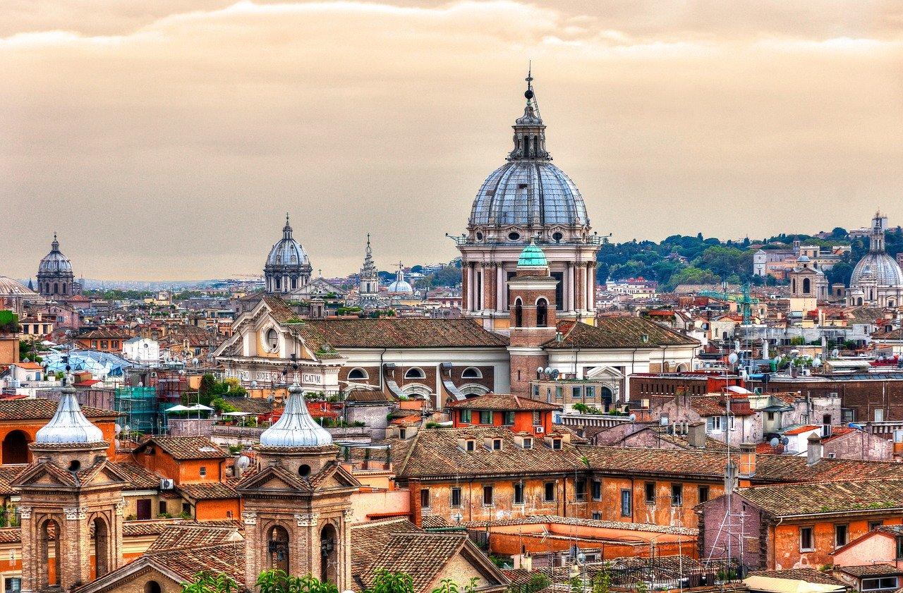 blog de viagem Roma