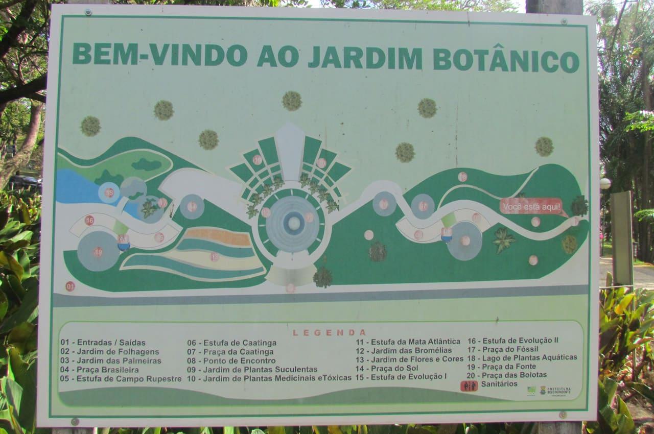jardim botanico bh