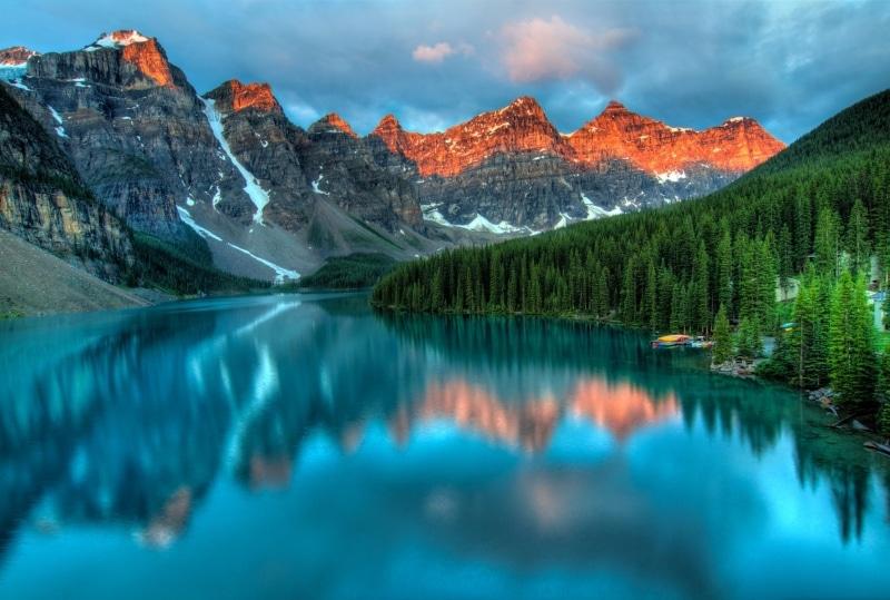 Curiosidades sobre os lagos do Canadá