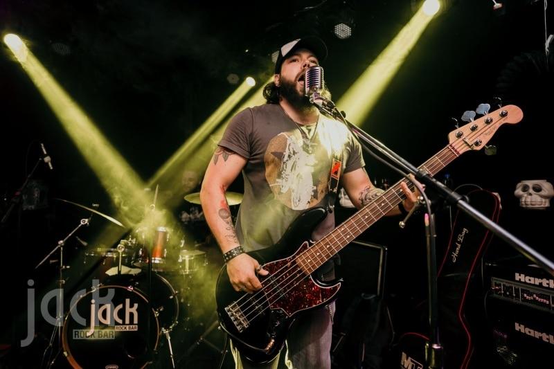 Bar de rock em BH