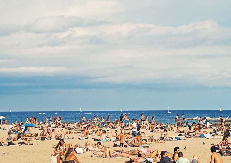 Lugares para se hospedar em Barcelona