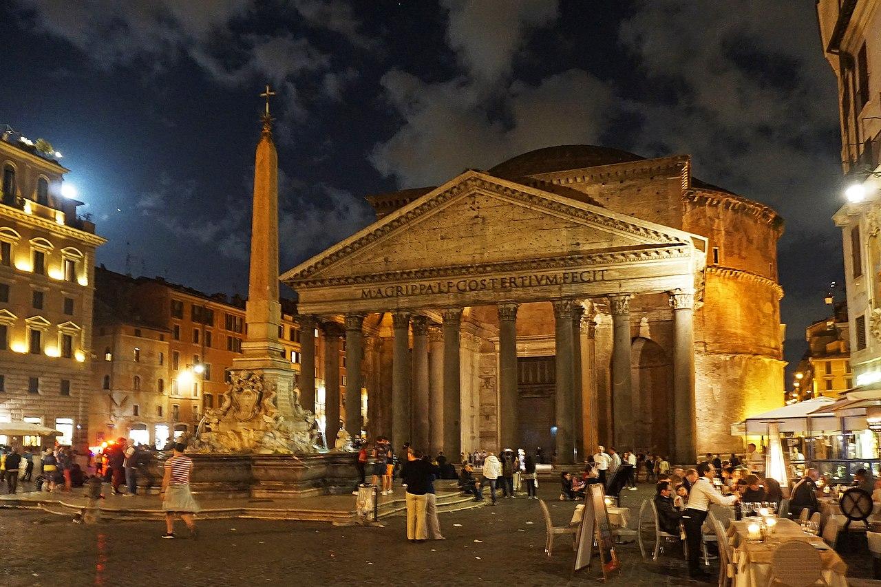 o que fazer a noite em roma