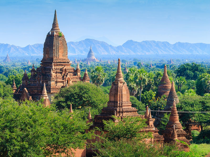 Tudo sobre o turismo em Myanmar