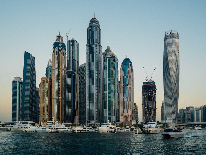 Roteiro de viagem nos Emirados Árabes