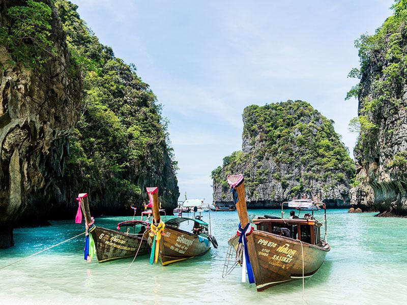 O que fazer nas cidades do sul da Tailândia