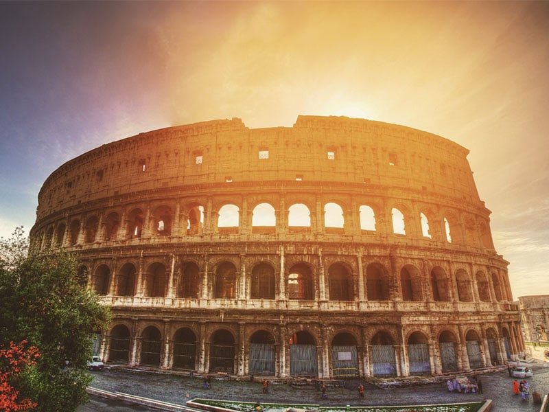5 dias na Itália
