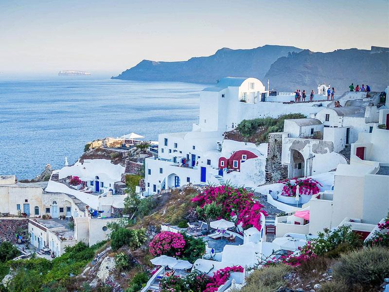 Países turísticos da Europa