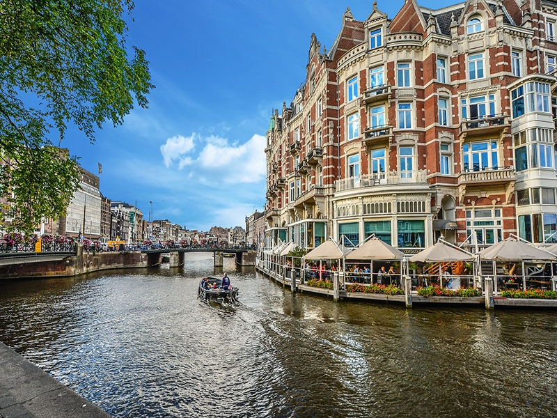 Viagem pela Holanda