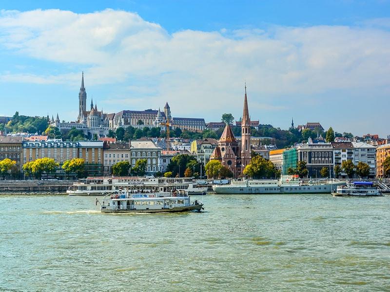 Turismo na Hungria